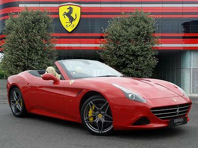 2015 Ferrari California T Petrol red Semi Auto