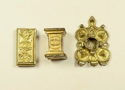 Stunning Gilded Jewelry Fragments - Low Starting Price