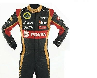 F1 Lotus Style Printed Suit