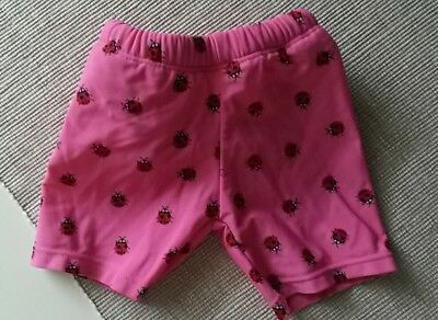 ♡ Playshoes Baby Mädchen Schwimm Badehose Shorts rosa Gr. 74-80 for next girl ♡