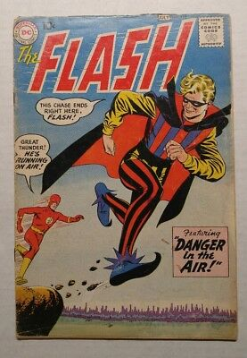 The Flash #113 (1960 DC Comics) First Appearance of The Trickster