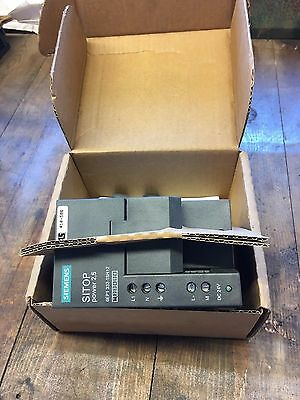 Siemens Sitop Power Supply 6Ep1 332-1Sh12  230 Vac 24 Vdc