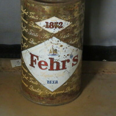 Fehrs  Beer  Difficult Version   Flat Top