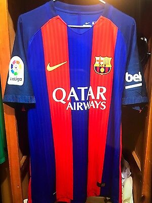 Nike Lionel Messi authentic aeroswift jersey ( Player version )