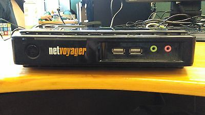 Netvoyager LX1022 thin client terminal