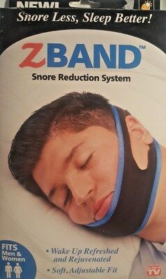AS SEEN ON TV ZBAND Snore Reduction System for Men & Women
