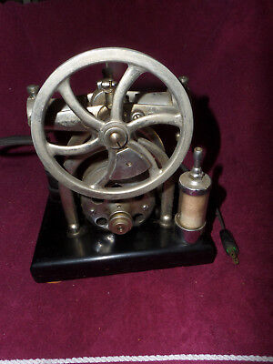 Smaller Antique C.M. Sorensen Co. Medical Embalming & Anesthesia Pump~steampunk