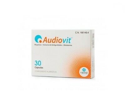 Audiovit 30cáps #cuidado-circulatorio #oidos