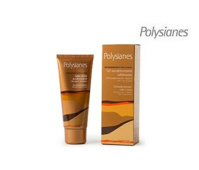 Polysianes gel-crema autobronceador 100ml
