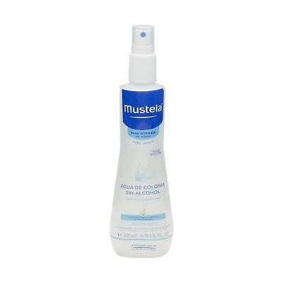 Mustela® bebé colonia sin alcohol 200ml