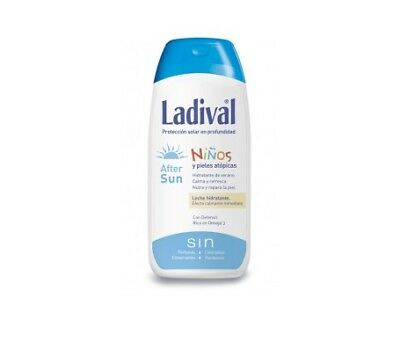 Ladival Niños AFTERSUN leche hidratante 200ml