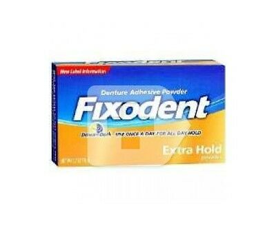 Fixodental polvos 50g