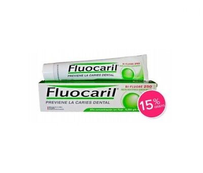 Fluocaril Bi-fluoré 250- 125ml + 15% GRATIS