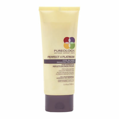 Pureology Perfect 4 Platinum Cool Blonde enhancing Treatment 100ml/3.4oz