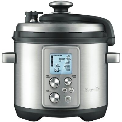 NEW Breville - BPR700BSS - the Fast Slow Pro FREE SHIPPING