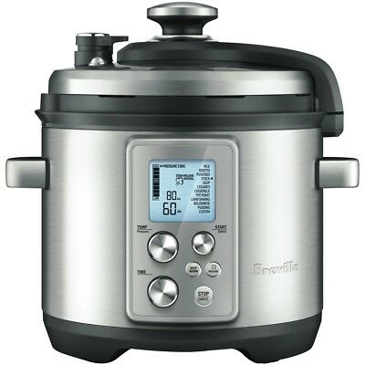 NEW Breville BPR700BSS The Fast Slow Pro Cooker***Free Postage