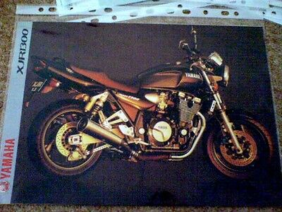 Yamaha XJR 1200 brochure 1999 excl cond.