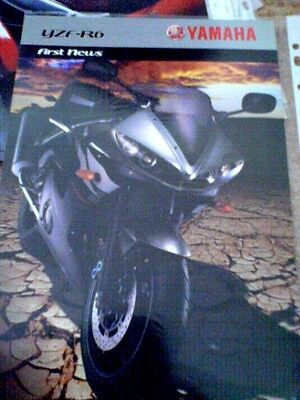 Yamaha R6 'First News'  03' excl cond.