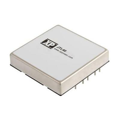 1 x XP Power Through Hole 40W Isolated DC-DC Converter, Vin 9-36V dc, 1.6kV dc