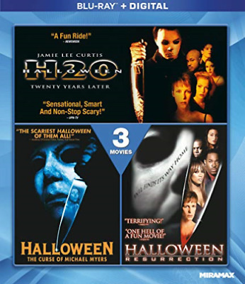 Blu Ray HALLOWEEN. John Carpenter 1978 horror classic. Region free. New.