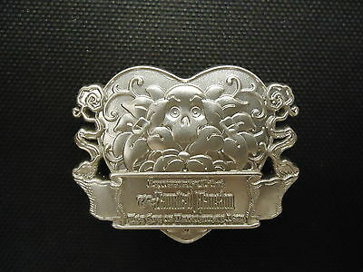 Disney Wdw Friday The 13Th Haunted Mansion Eve Of Valentine's Day Pin Le 500