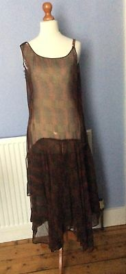 genuine 1920s Flapper dress