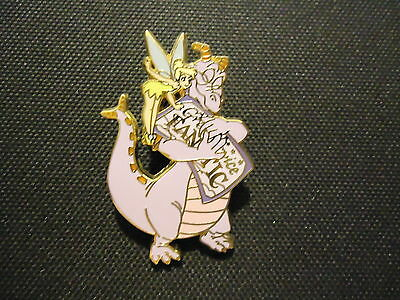 Disney Wdw Cast Exclusive Create-A-Pin Great Service Fanatic Figment Tink Pin Le