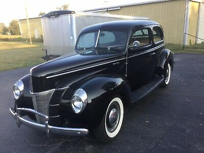 1940 Ford Other  1940 Ford 2 Door Sedan Vary Clean Unmolested Car Vary Little Rust Great To Drive