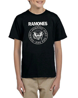 Camiseta niño niña RAMONES T shirt child kid different sizes varias tallas