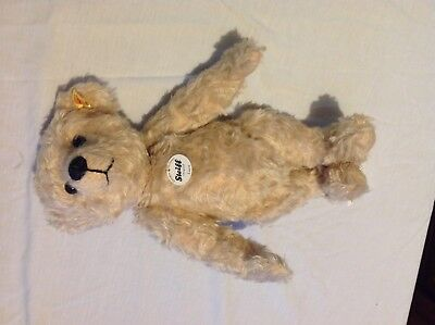 Steiff 027475 Luca Blond Teddy Bear