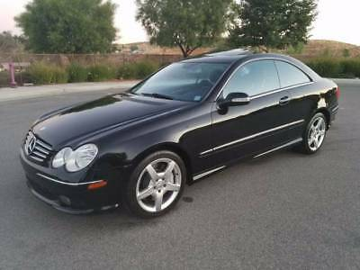 2005 Mercedes-Benz CLK-Class CLK 500 2005 Mercedes-Benz CLK500 Coupe * 93k miles * 1 Owner * Super Clean!
