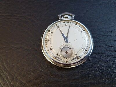 rare vintage Breguet pocket watch for restoration