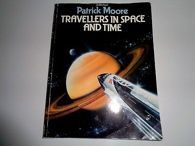 Travellers in Space and Time Vintage Book - Patrick Moore - 1983 (M & S)