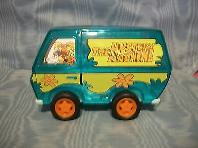 """Vintage  Scooby Doo """"The Mystery Machine""""  Coin Bank"""