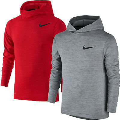 Nike Big Kids' (Boys') Training Top Pullover Hoodie