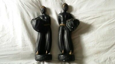 Abco hand painted statues