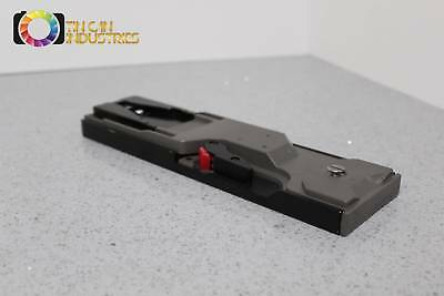 Sony VCT-U14 Video Tripod Quick Release Plate Adapter XDCam DVCam HDCam FREE S&H