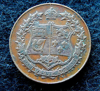 1927 Royal Visit to Canada Token Coin SB3144