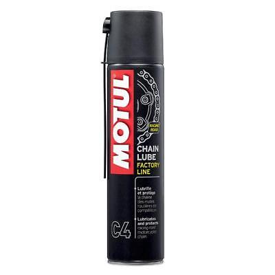 Motul C4 Chain Lube - Factory Line Boron Road Racing