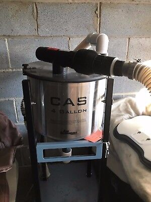 2010 Air Techniques Dry Vacuum system model 54090 STS-3