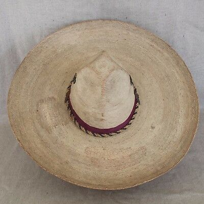 Antique Southwestern Mexican Cowboy Sombrero Decorative Stars & Boots Charms