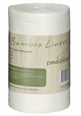 Peapods Bamboo Liners
