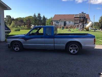 Chevrolet: S-10 Extended Cab Tahoe First Gen Chev S10 - Emissions Legal 350 Small Block with EFI