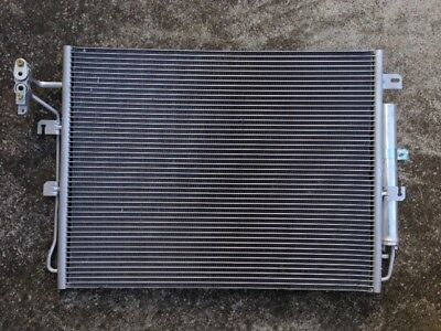 New Condenser Land Rover Discovery Iii Iv Sport 2005 On  2.7 Td Engine  Only
