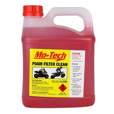 Mo-Tech Foam Filter Clean 4 Litre