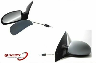 FORD FOCUS 1998-2004 ELECTRIC//PRIMED DOOR//WING MIRROR R//H DRIVERS SIDE