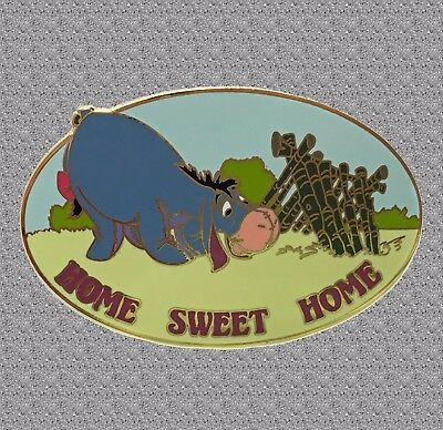DISNEY AUCTIONS Pin LE 500 - Home Sweet Home - Eeyore