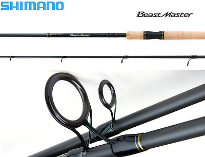 NEW FOR 2017 Shimano Beastmaster EX Spinning  Casting Fishing Rods 1,80m - 3,30m
