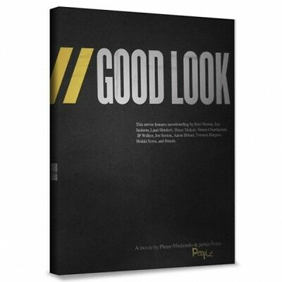 Good Look Snowboard DVD By People Films NEW