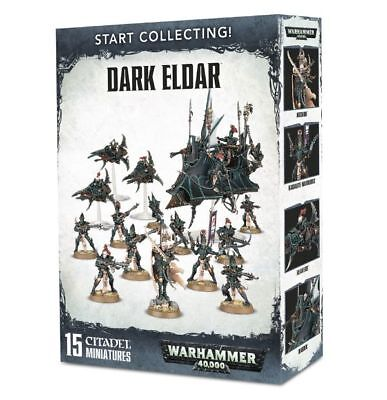 Start Collecting! Drukhari/Dark Eldar - FREE SHIPPING